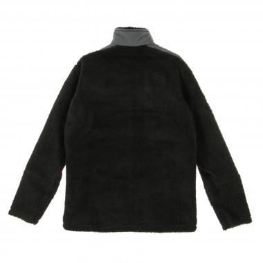 GIUBBOTTO INFILABILE 1/2 ZIP PILE SWEATER