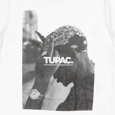 MAGLIETTA 2PAC FCK THE WORLD TEE