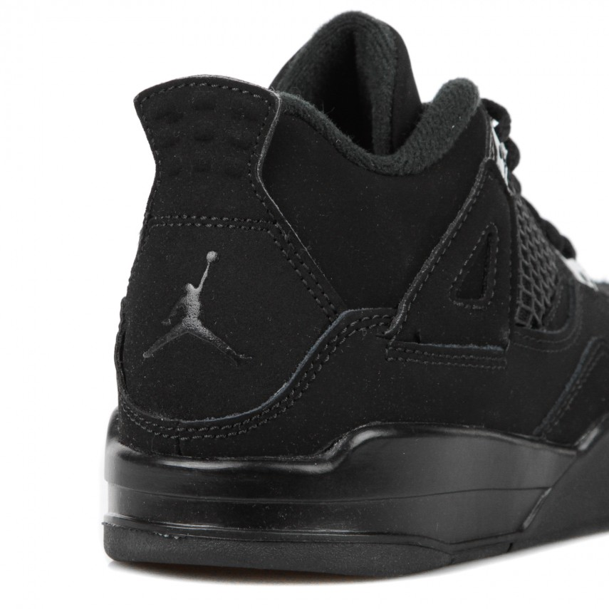 SCARPA ALTA JORDAN 4 RETRO PS BLACK CAT
