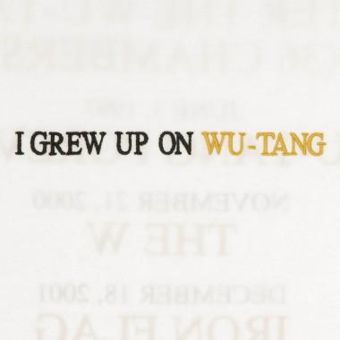 MAGLIETTA GREW UP ON WU-TANG