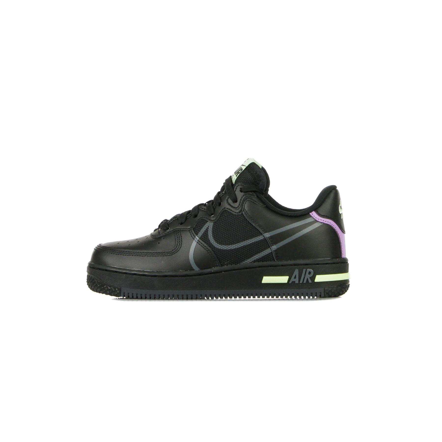 Nike Scarpa bassa bambino air force 1 react (gs) CD6960-001 | Atipi...