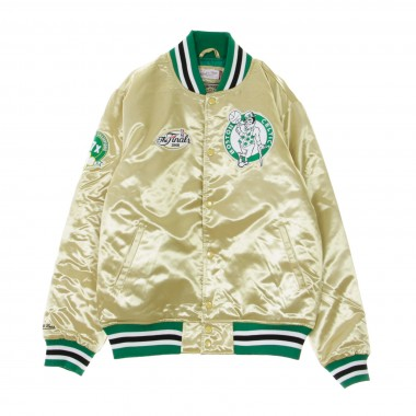 GIUBBOTTO BOMBER NBA CHAMPIONSHIP GAME SATIN JACKET BOSCEL