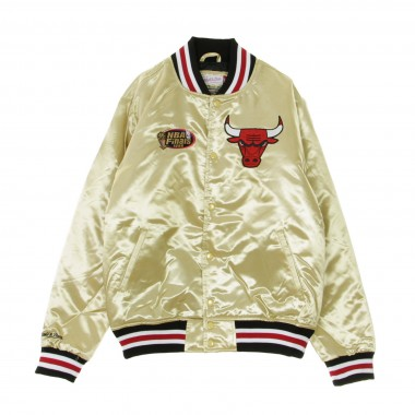 GIUBBOTTO BOMBER NBA CHAMPIONSHIP GAME SATIN JACKET CHIBUL