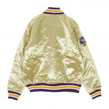 GIUBBOTTO BOMBER NBA CHAMPIONSHIP GAME SATIN JACKET LOSLAK