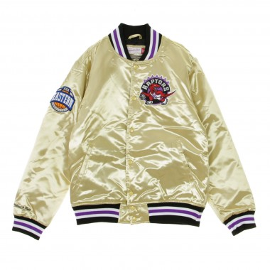 GIUBBOTTO BOMBER NBA CHAMPIONSHIP GAME SATIN JACKET TORRAP