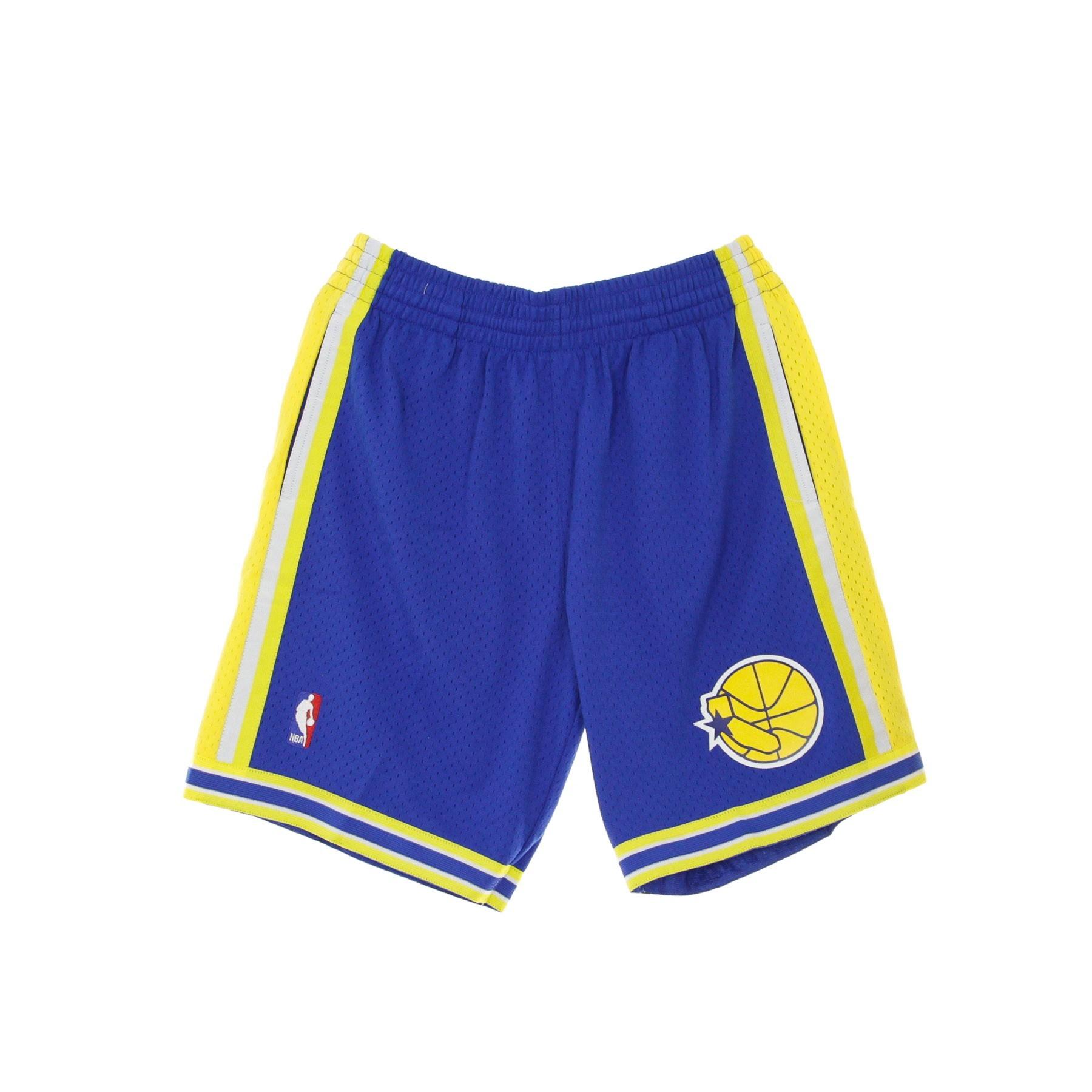 PANTALONE CORTO NBA SWINGMAN SHORTS 1995-96 GOLWAR ROAD 42.5