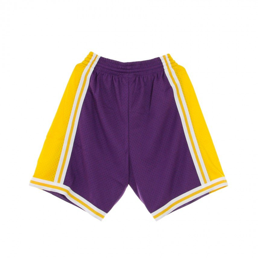 PANTALONE CORTO NBA SWINGMAN SHORTS 1984-85 LOSLAK ROAD 42.5