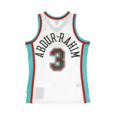 CANOTTA BASKET NBA SWINGMAN JERSEY SHAREEF ABDUR-RAHIM NO3 2000-01 VANGRI HOME