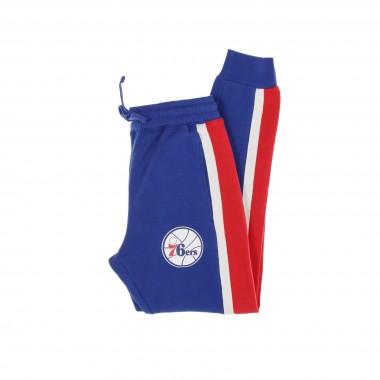 PANTALONE TUTA FELPATO NBA FINAL SECONDS FLEECE PHI76E stg