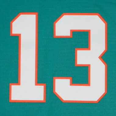 CASACCA FOOTBALL AMERICANO NFL LEGACY JERSEY DAN MARINO NO13 DAN MARINO 1984 HOME