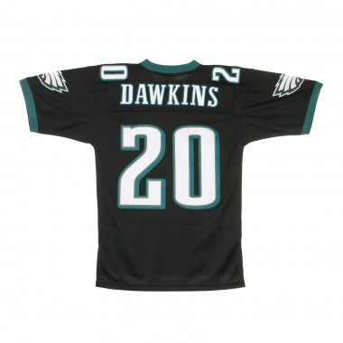 CASACCA FOOTBALL AMERICANO NFL LEGACY JERSEY BRIAN DAWKINS NO20 PHILADELPHIA EAGLES 2004 ALTERNATE