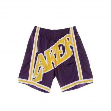 PANTALONCINO BASKET NBA BIG FACE SHORT 1996-97 LOSLAK