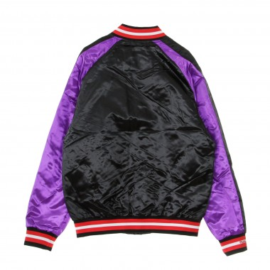 GIUBBOTTO BOMBER NBA COLOR BLOCKED SATIN JACKET TORRAP M