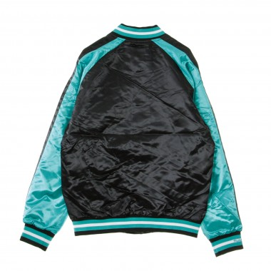 GIUBBOTTO BOMBER NBA COLOR BLOCKED SATIN JACKET VANGRI M