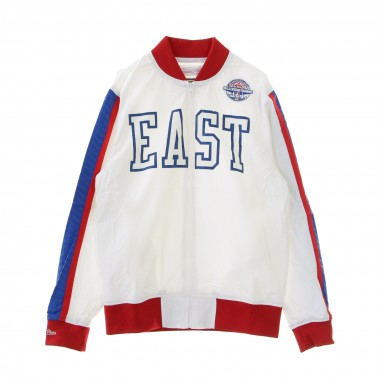 GIACCHETTA NBA FULL ZIP HOOK SHOT ASG 1988 ALL STAR EAST