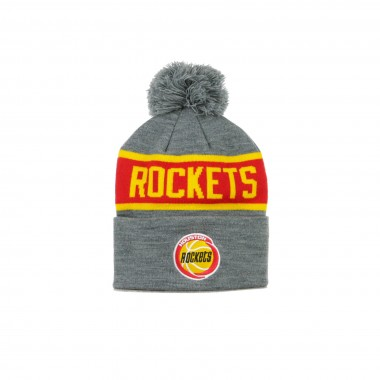 CAPPELLO INVERNALE POM POM NBA TEAM TONE KNIT HOUROC