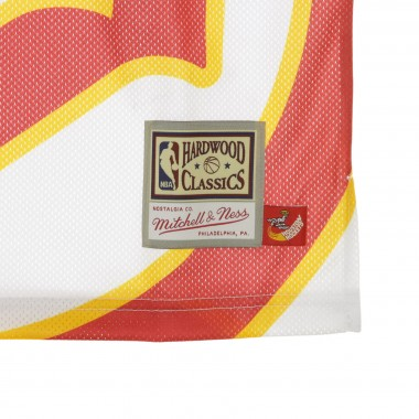 CANOTTA BASKET NBA BIG FACE JERSEY ATLHAW