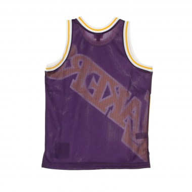 CANOTTA BASKET NBA BIG FACE JERSEY LOSLAK