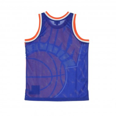 CANOTTA BASKET NBA BIG FACE JERSEY NEYKNI