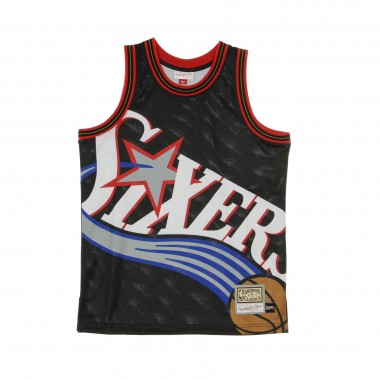 CANOTTA BASKET NBA BIG FACE JERSEY PHI76E