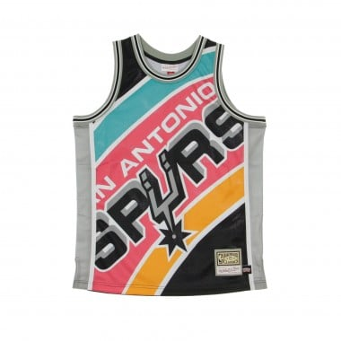 CANOTTA BASKET NBA BIG FACE JERSEY SAASPU