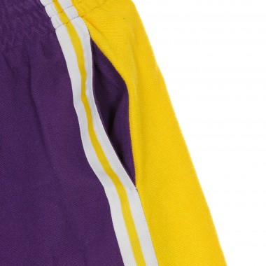PANTALONCINO BASKET NBA WARM UP FLEECE SHORT LOSLAK