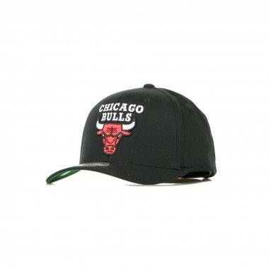 CAPPELLINO VISIERA CURVA NBA TEAM LOGO HIGH CROWN 6 PANEL 110 SNAPBACK CHIBUL