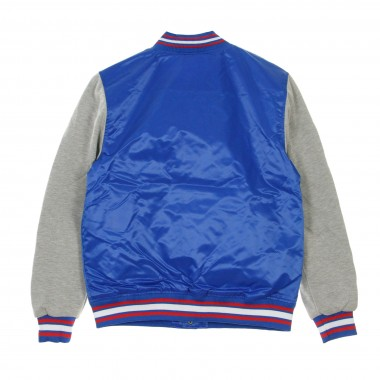 GIUBBOTTO COLLEGE MLB CREECH MIX FABRIC VARSITY JACKET LOSDOD