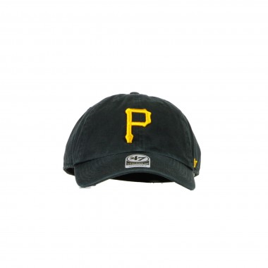 CAPPELLINO VISIERA CURVA MLB CLEAN UP PITPIR HOME