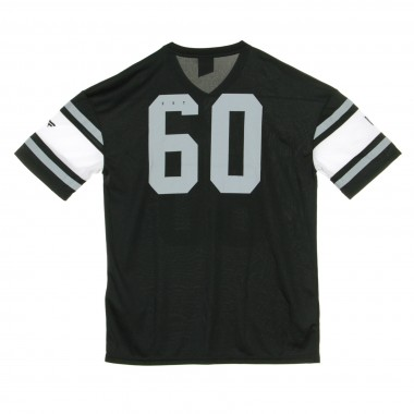 CASACCA NFL ICONIC FRANCHISE POLY MESH SUPPORTERS JERSEY OAKRAI L