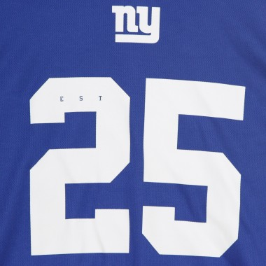 CASACCA NFL ICONIC FRANCHISE POLY MESH SUPPORTERS JERSEY NEYGIA