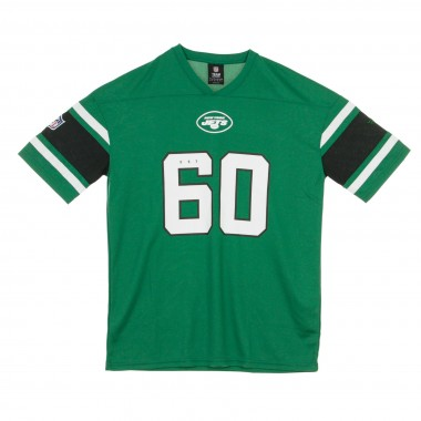 CASACCA NFL ICONIC FRANCHISE POLY MESH SUPPORTERS JERSEY NEYJET