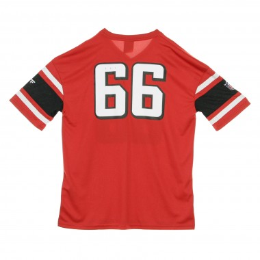 CASACCA NFL ICONIC FRANCHISE POLY MESH SUPPORTERS JERSEY ATLFAL