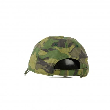 CAPPELLINO VISIERA CURVA MLB CLEAN UP CAMO UNWASHED BOSRED XS