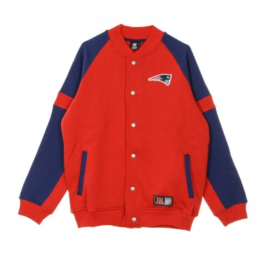 FELPA COLLEGE NFL JEITER FLEECE LETTERMAN JACKET NEEPAT