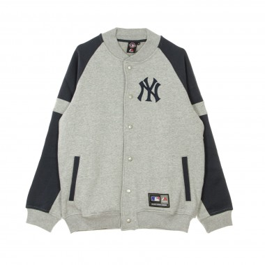FELPA COLLEGE MLB JEITER FLEECE LETTERMAN JACKET NEYYAN