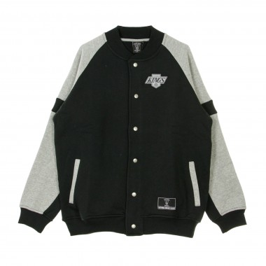 FELPA COLLEGE NHL JEITER FLEECE LETTERMAN JACKET LOSKIN
