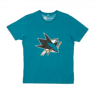MAGLIETTA NHL ICONIC NAME  NUMBER GRAPHIC TEE NO65 KARLSSON SAJSHA