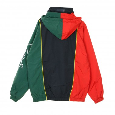 GIACCA A VENTO RETRO BLOCK TRACKJACKET XL