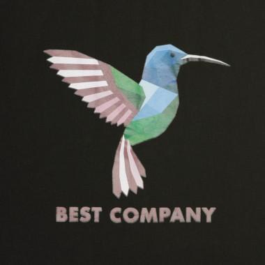 MAGLIETTA OVER HUMMINGBIRD