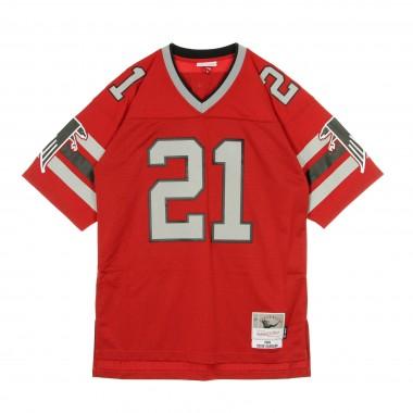 CASACCA FOOTBALL AMERICANO NFL LEGACY JERSEY DEJON SANDERS NO21 ATLANTA FALCONS 1989 HOME