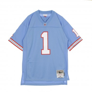 CASACCA FOOTBALL AMERICANO NFL LEGACY JERSEY WARREN MOON NO1 HOUSTON OILERS 1993 HOME