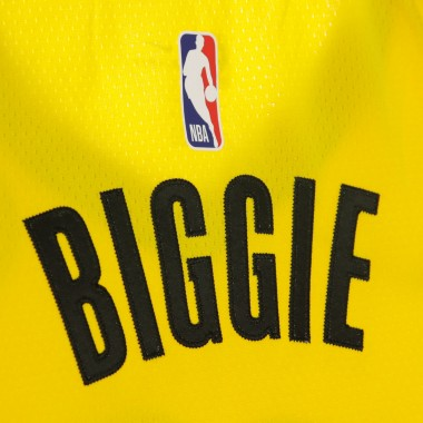 CANOTTA BASKET NBA SWINGMAN JERSEY NO 72 BIGGIE BRONET