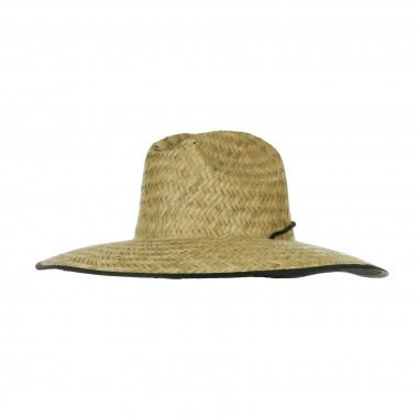 CAPPELLO CON TESA LARGA TIPPET COVERUP STRAWHAT