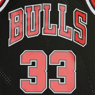 CANOTTA BASKET CANOTTA BASKET NBA SWINGMAN JERSEY SCOTTIE PIPPEN NO33 1997-98 CHIBUL ALTERNATE