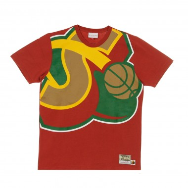 MAGLIETTA NBA BIG FACE SS TEE SEASUP