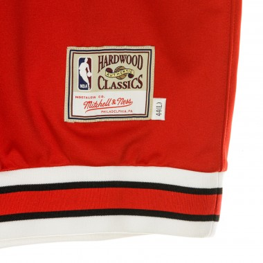 CASACCA GIROCOLLO NBA AUTHENTIC SHOOTING SHIRT 1989 CHIBUL