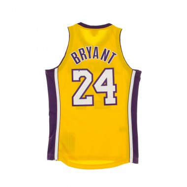 CANOTTA BASKET NBA AUTHENTIC JERSEY HARDWOOD CLASSICS NO24 KOBE BRYANT 2008-09 LOSLAK HOME
