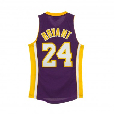 CANOTTA BASKET NBA AUTHENTIC JERSEY HARDWOOD CLASSICS NO24 KOBE BRYANT 2008-09 LOSLAK ROAD