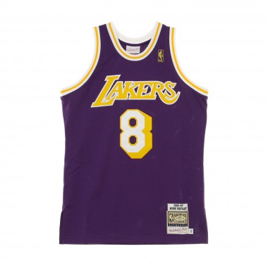 CANOTTA BASKET NBA AUTHENTIC JERSEY HARDWOOD CLASSICS NO8 KOBE BRYANT 1996-97 LOSLAK ROAD
